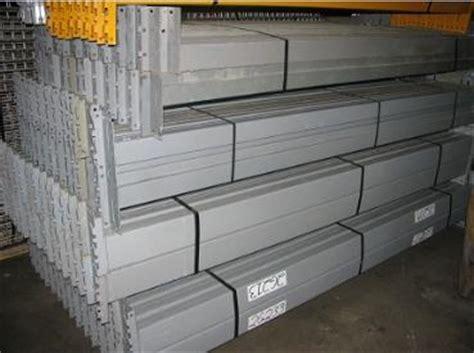 used keystone pallet rack keystone uprights keystone beams