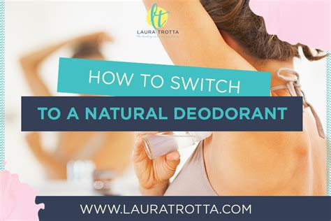 Switching To Deodorant Detox by How To Switch To A Deodorant And Why You Should