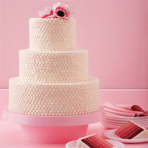 Velvet Weddingku by 15 Velvet Wedding Cakes Confections Martha Stewart