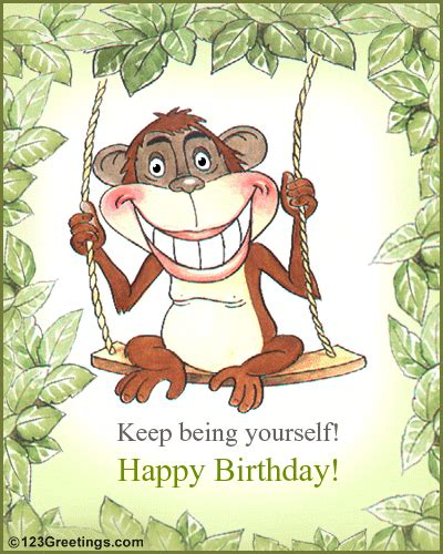123 Greetings Happy Birthday Cards For Fun Birthday Card Free Smile Ecards Greeting Cards 123