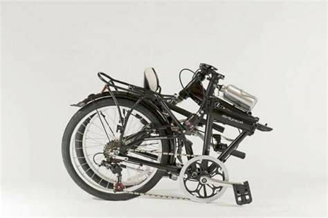 Origami Bicycle - origami mantis folding bike