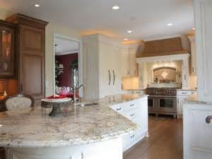 White Granite Kitchen Countertops 15 Best Pictures Of White Kitchens With Granite Countertops New Combinations