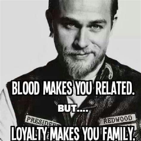 charlie hunnam zitate sons of anarchy jax loyaltymakesyoufamily soa