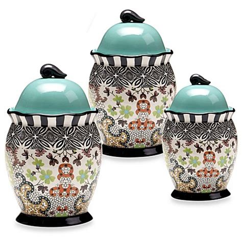 Buy Canisters Sets From Bed Bath Beyond Bed Bath And Beyond Canister Sets