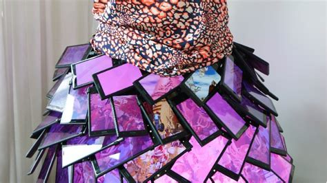 News Fashion Goes High Tech by Fashion Meets The Future As Garments Go Hi Tech Cnn