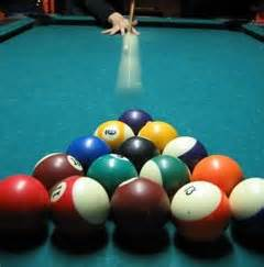 pool billiards etiquette billards and pool ops table