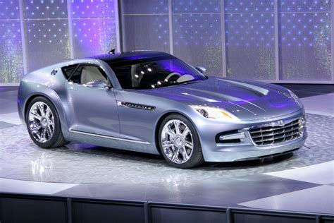 chrysler firepower concept images specifications  information