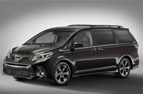 nissan sienna 2016 2018 toyota sienna reviews and rating motor trend