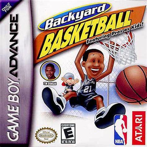 backyard basketball rom backyard basketball u chameleon rom