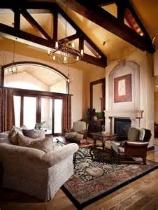 125 living room design ideas focusing on styles and cathedral ceiling beams photos