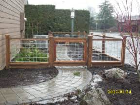 Decorative Wood Post by The 25 Best Dog Fence Ideas On Pinterest Fence Ideas