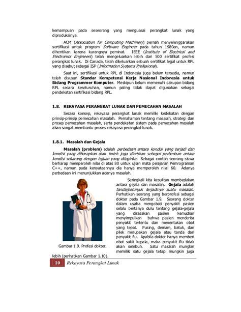 Rekayasa Perangkat Lunak 1 rekayasa perangkat lunak untuk smk jilid 1