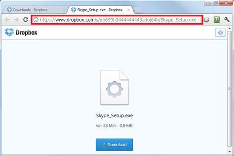 dropbox download link dropbox dateien mit jedermann per link teilen