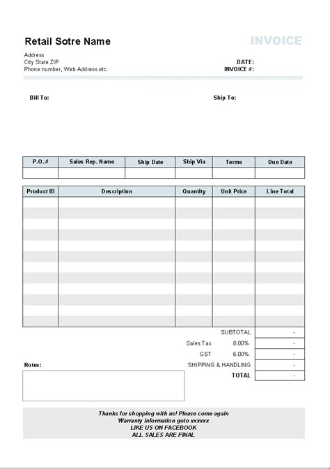 invoice payment template best photos of payment invoice template progress payment
