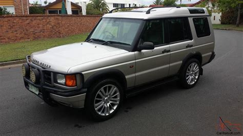 land rover discovery diesel land rover discovery td5 2 2000 4x4 2 5 turbo diesel auto