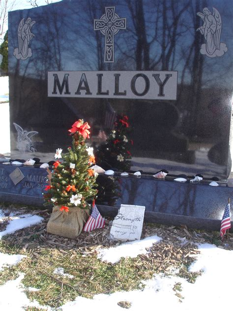 christmas grave decorations grave site business