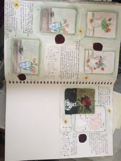 year sketchbook 28 best images about gcse sketchbook year 10 on