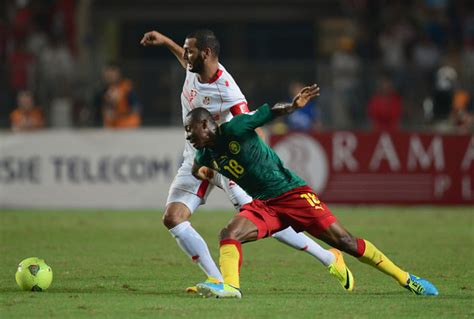 tunisia vs tunisia vs cameroon to records football rivalry