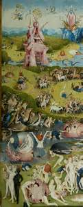 the garden of earthly delights clare flourish