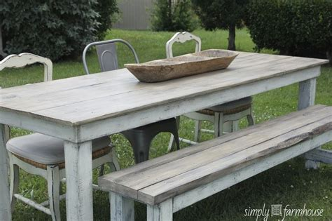 farmhouse white sliding storage bench soft rustic finish light wash weathered top and