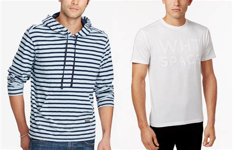 20 select sale items at macy s s tees as low as