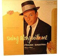 frank sinatra swing along with me 1000 images about my record album collection on pinterest