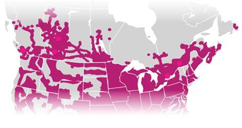 verizon service map canada what verizon s expansion into canada could verizon