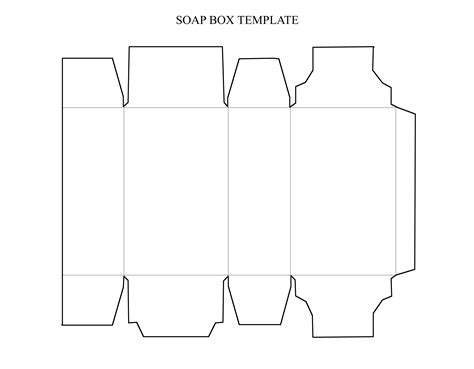 soap box template car interior design