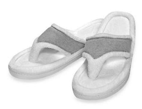 restor style memory foam slippers spa hotel luxury unisex memory foam slippers