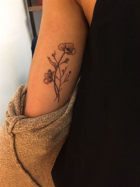 small inner arm tattoos best 25 sweet pea ideas on delicate