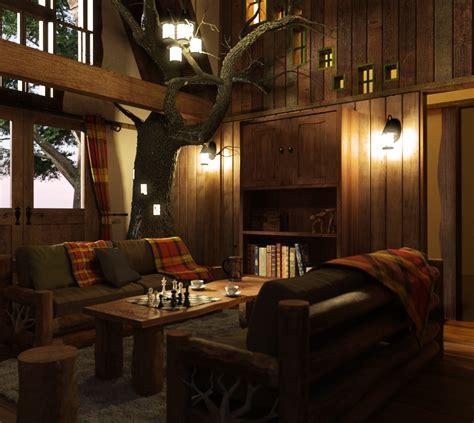 tree house interior meet the treehouse interior designer