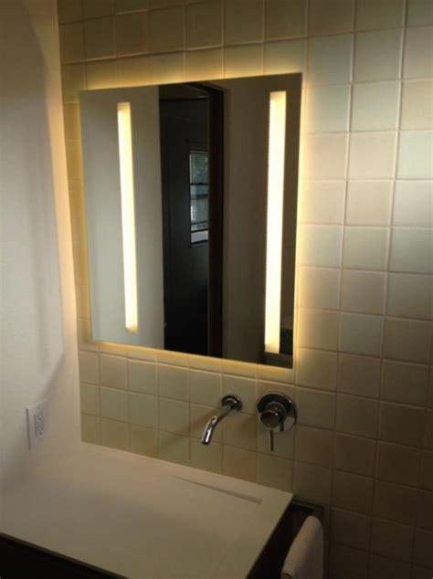 modern bathroom cabinetry a modern single wide remodel