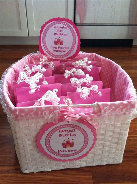 princess favors princess birthday party pinterest - Princess Giveaways