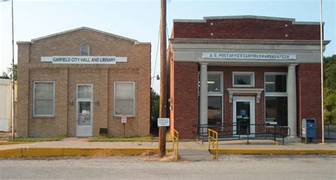 The Office City by File Post Office City Library Garfield Kansas 2009
