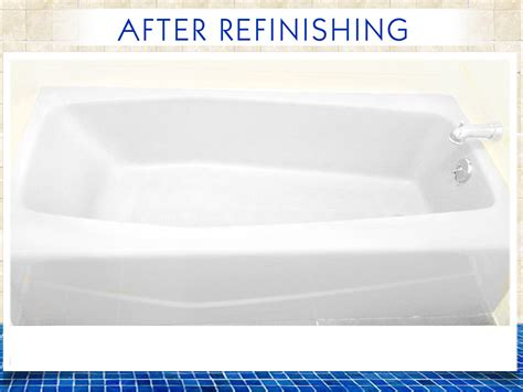 Resurfacing Bathtub Service by Bathroom Tub Refinishing Creative Bathroom Decoration