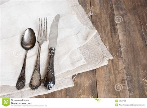 table setting cutlery cutlery setting stock photo image 52507169