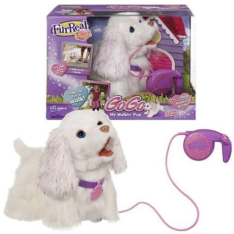 Promo Gogo Fishing furreal friends glitter edition gogo my walking pup hasbro furreal friends plush at