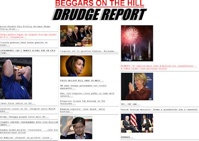 drudge report template buster how to display posts side by side