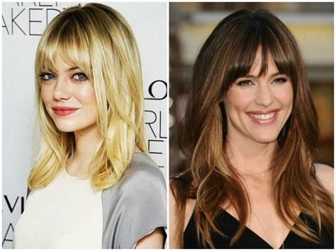 Hairstyles Bangs 2017 by 36 Gorgeous Layered Haircuts With Bangs In 2017