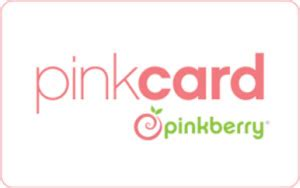 Pinkberry Gift Card Balance - pinkberry gift card balance check the balance of your pinkberry gift cards