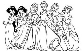 disney princesses 25 free images print colour holidays observances