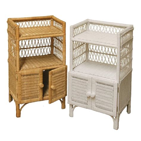 Wicker Stands Bathrooms by Wicker Bathroom Stand