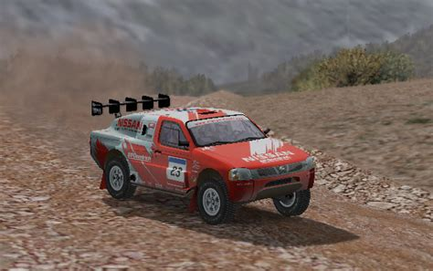 Durante Un Rally L Automobile by Rally Raid Autos Post