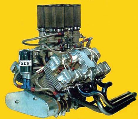 sesco air  oil cooled suzuki  engines