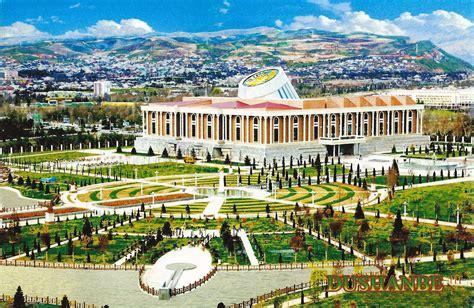 Home Designe by A Journey Of Postcards Dushanbe Capital Of Tajikistan