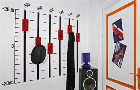 music themed furniture rock n roll room decorating ideas from italian designers