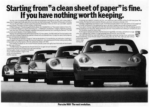 porsche ads these are the best porsche print ads ever autoevolution
