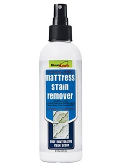 Mattress Stain Cleaner by Kleanlogik Mattress Stain Remover Carolwrightgifts