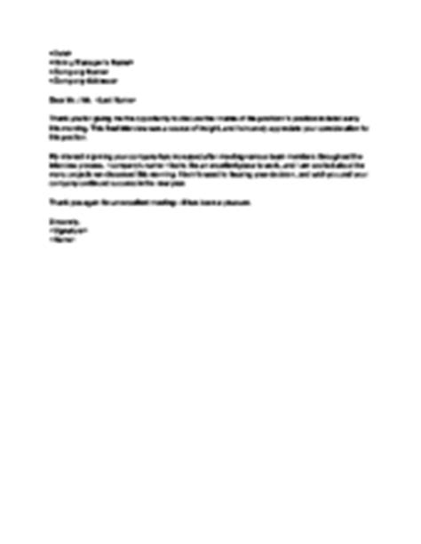 thank you letter after meeting a supplier learn how to do anything how to write a business thank