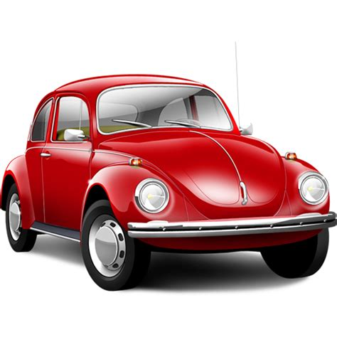 volkswagen beetle clipart vw beetle icon classic cars iconset cem